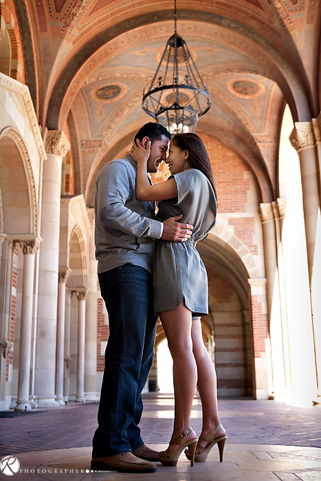 UCLA-los angeles wedding photography-UCLA Engagement session