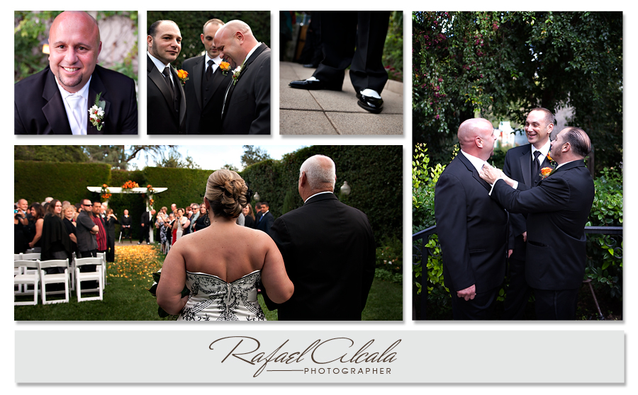Altadena Town & Country Club Wedding